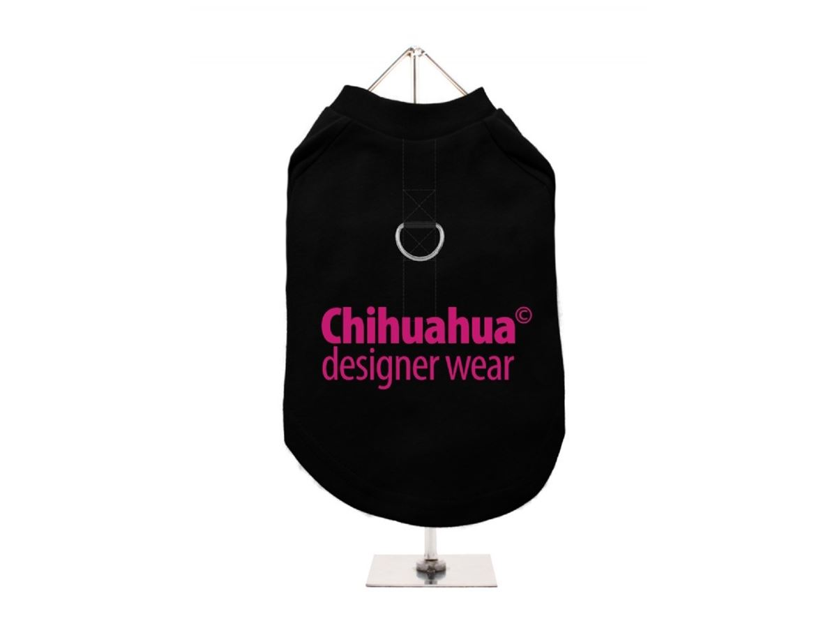Chihuahua Designer Clothes | Chihuahua C Designer Wear Geschirr T Shirt Schweizer Hundeshop