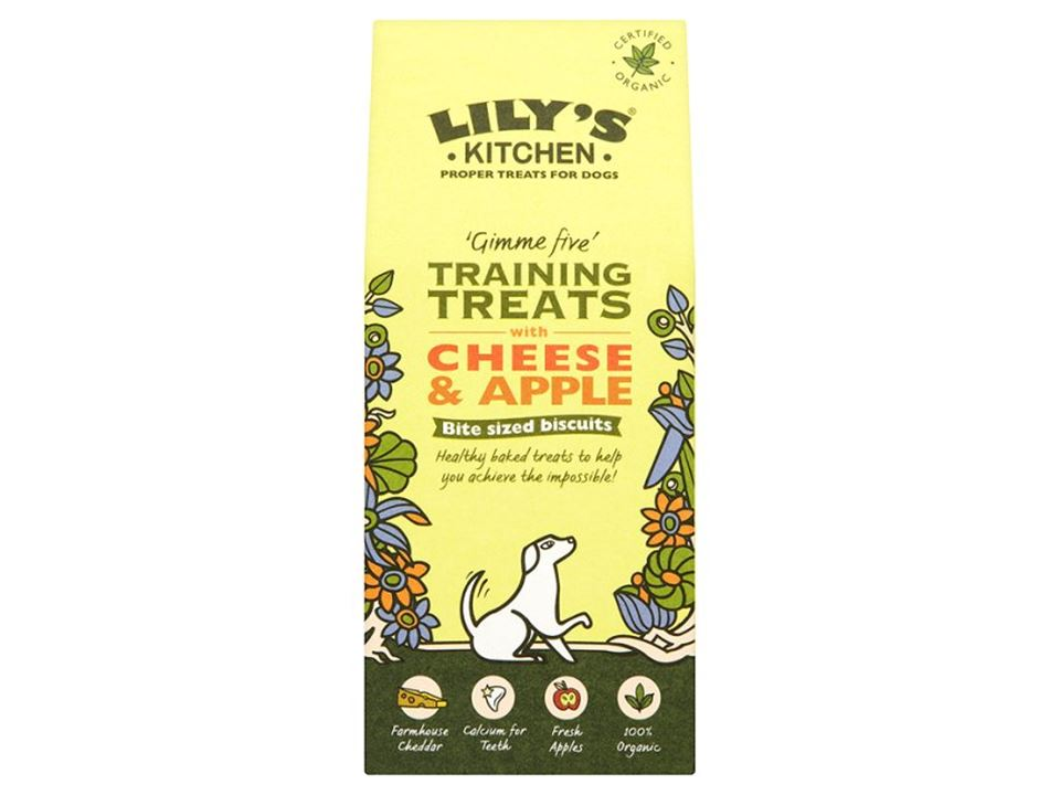 Organic Cheese and Apple Training Treats.jpg